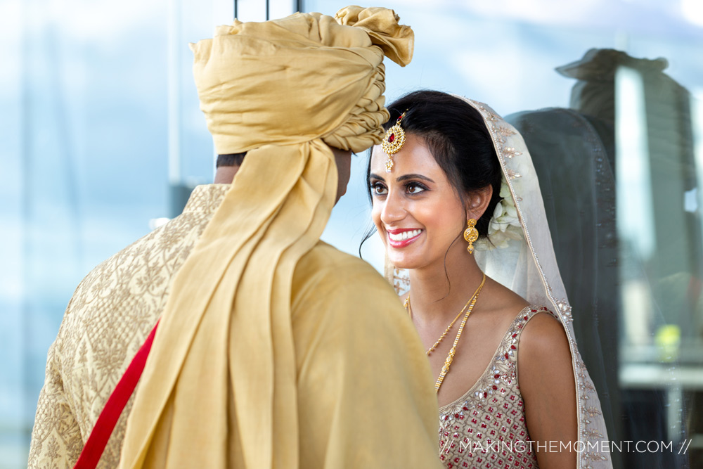 Artistic Indian Wedding Photographer Cleveland