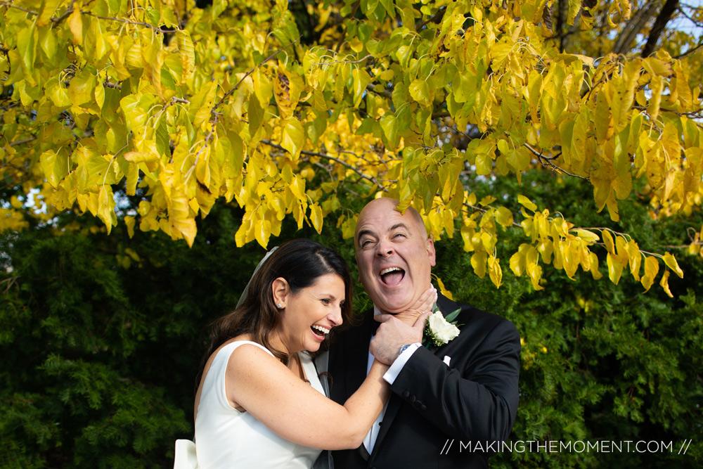 Funny Wedding Photography Cleveland