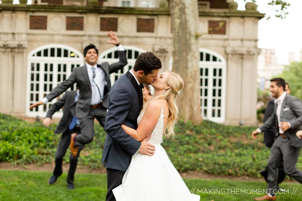 Fun Wedding Photography Cleveland