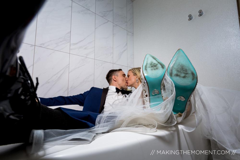Artistic Wedding Photographer Cleveland