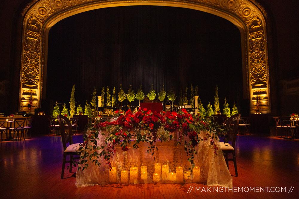 joe mineo creative wedding reception