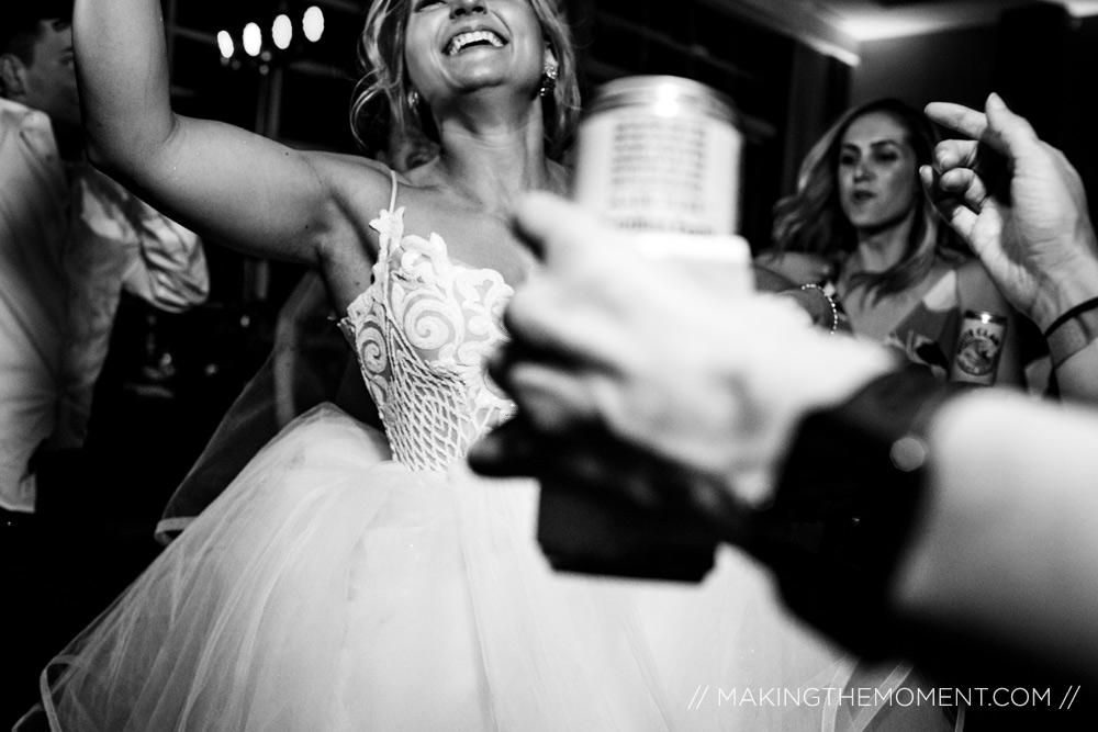 Hilton Cleveland Wedding Reception