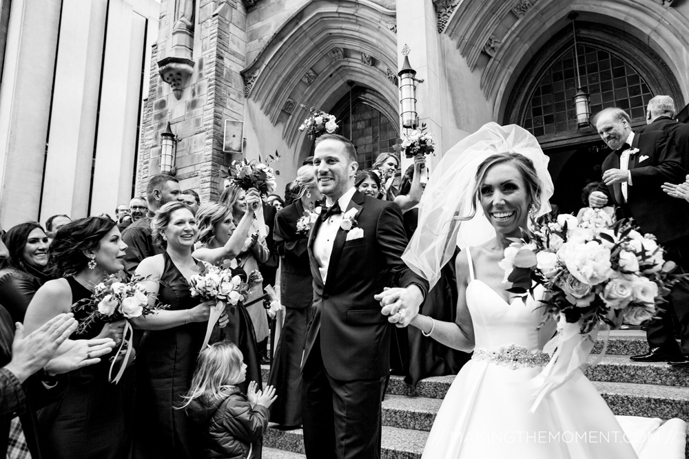St Johns Cathedral Wedding Cleveland