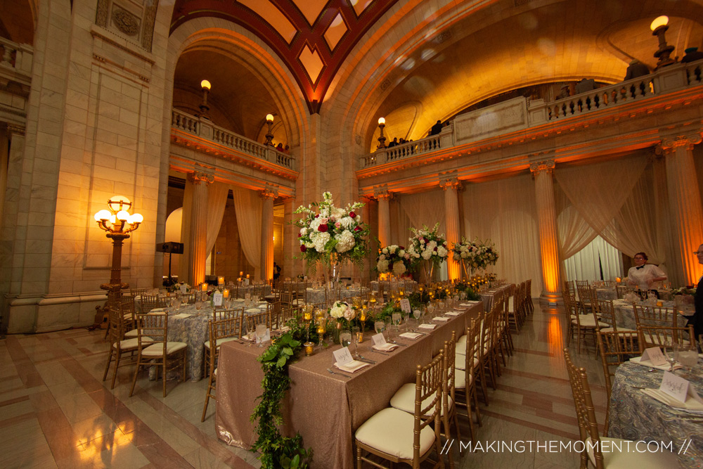 wedding reception venues cleveland