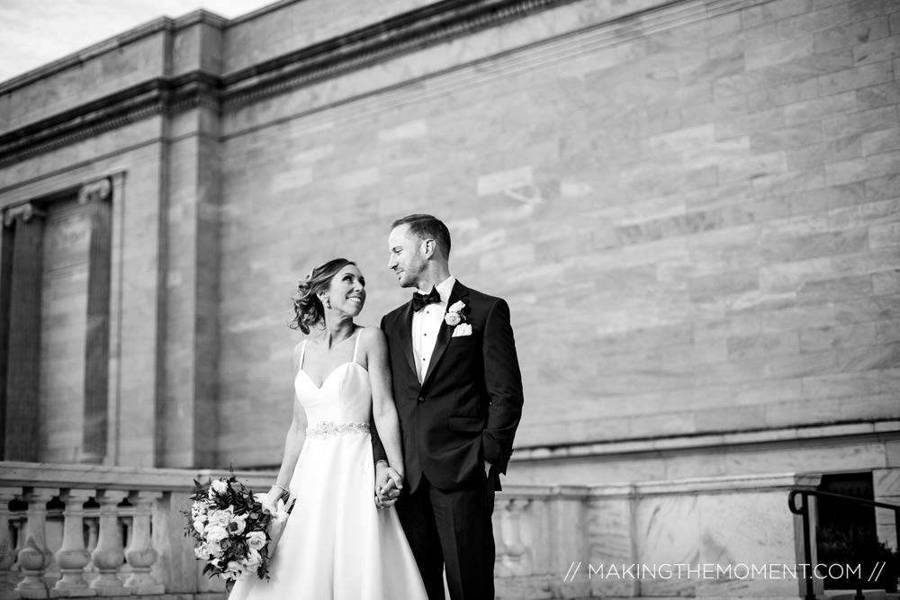 Cleveland art museum wedding photographer