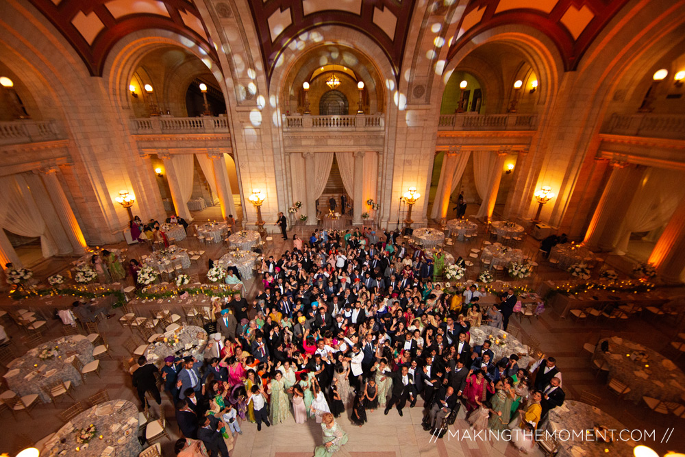 courthouse cleveland wedding reception