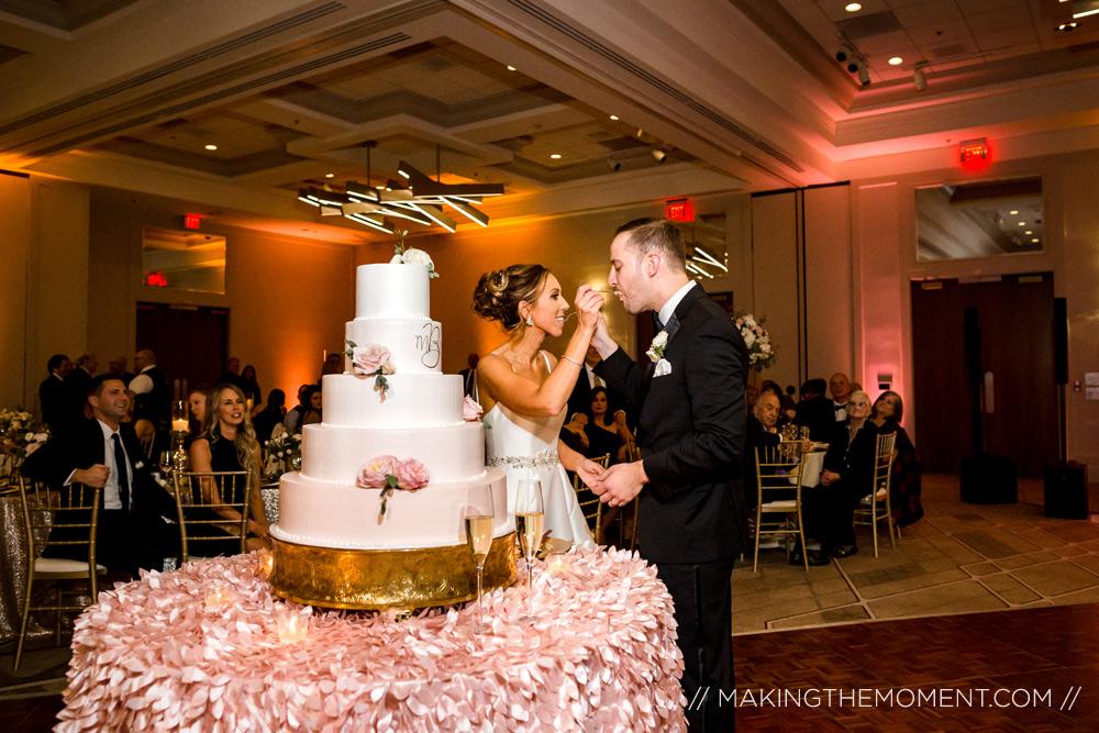 Marriott Key Tower Wedding