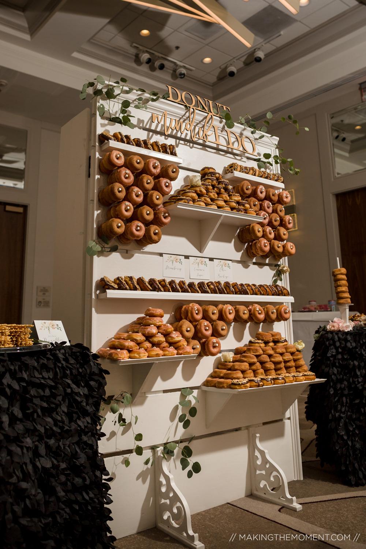 Marriott Cleveland Wedding Reception