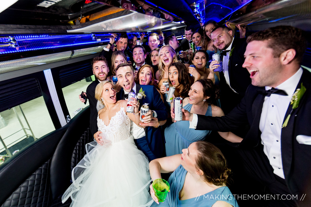 Funny Wedding Photography Cleveland