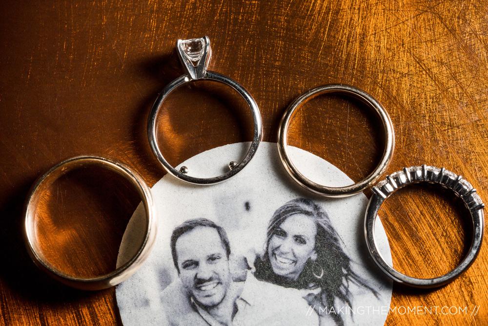 Unique Wedding Reception Cleveland Photographer