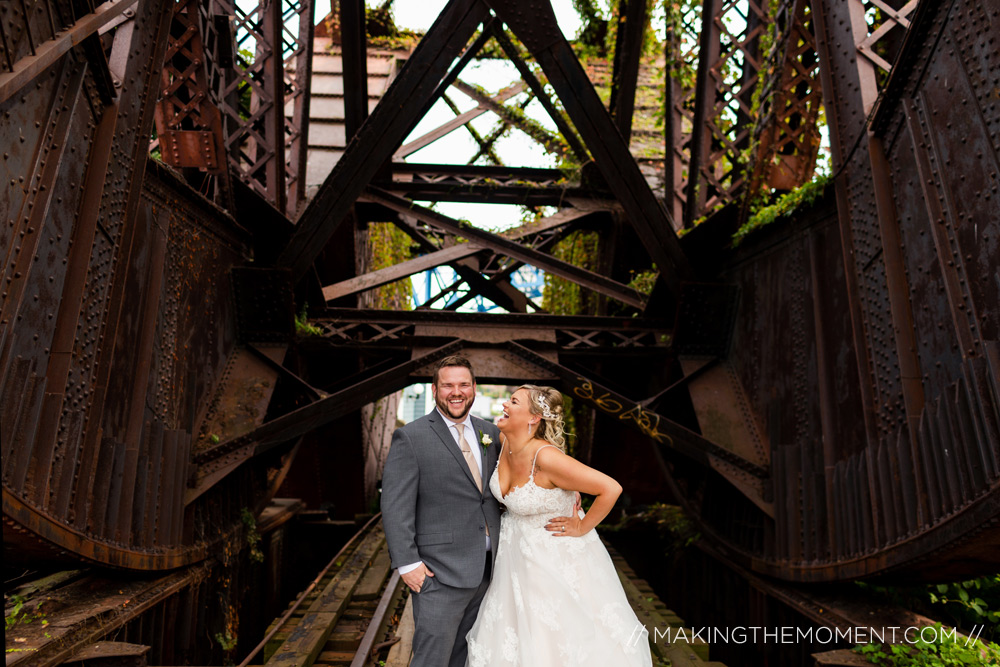 Summer Wedding Photographers Cleveland