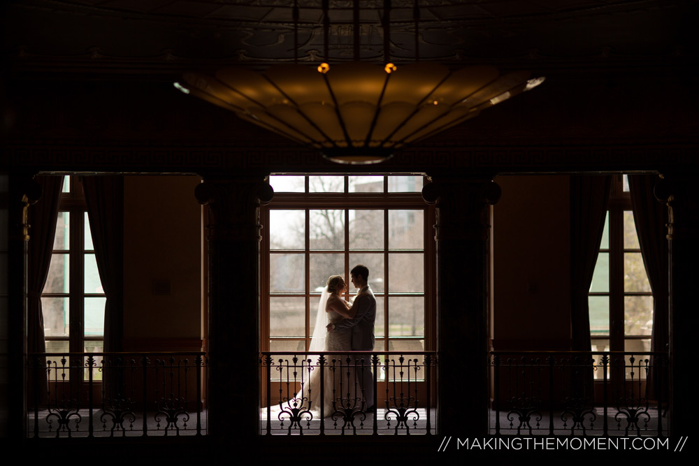 Intimate Wedding Photograhers Cleveland