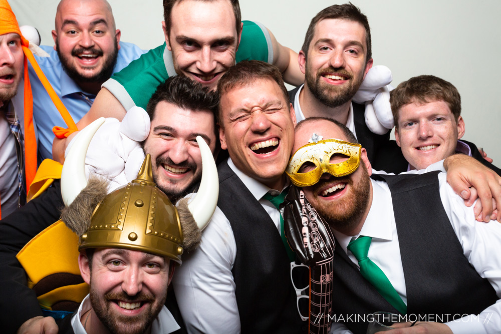 Photobooth Cleveland Wedding Photography