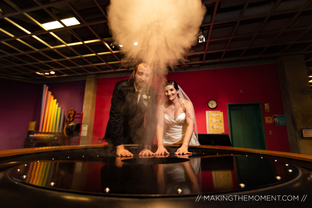 Creative Wedding Photography Cleveland