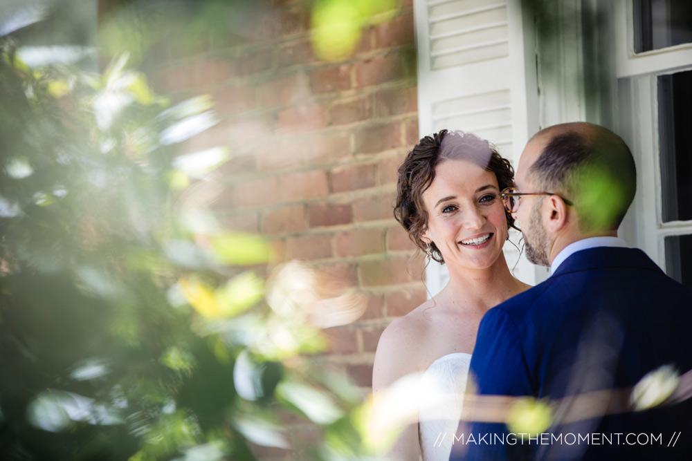 Whimsical Wedding Photography Cleveland