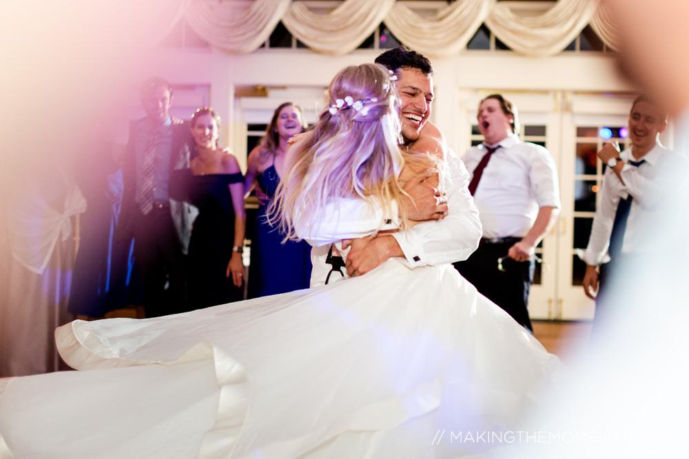 Cleveland Wedding First Dance