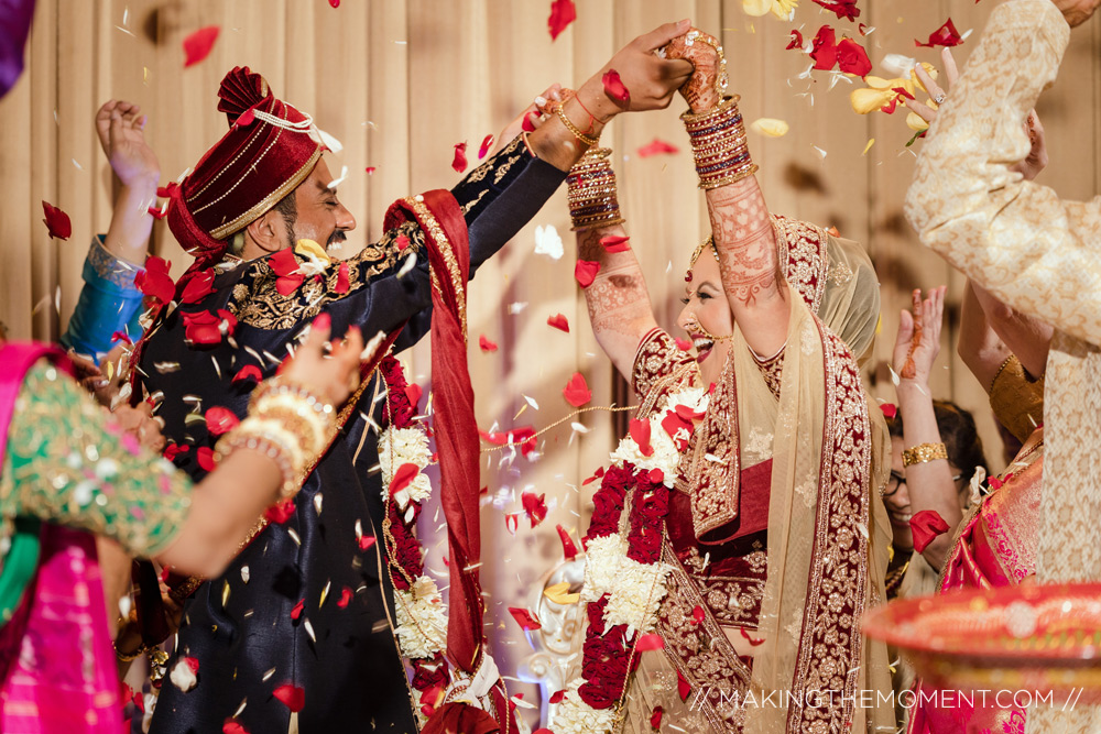 Best Indian Wedding Photographer Cleveland
