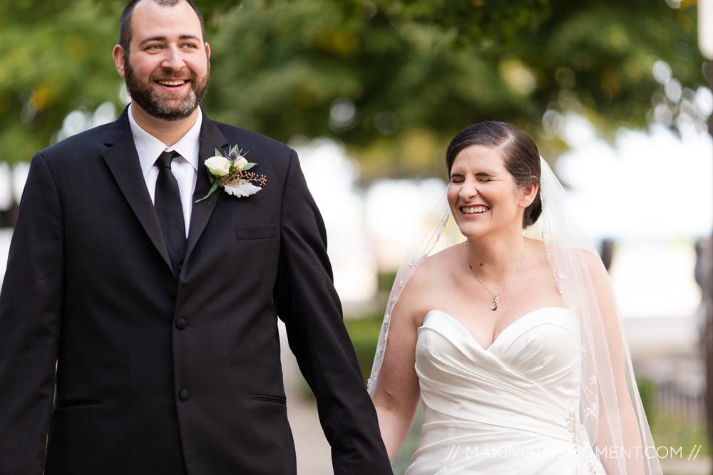 Summer Wedding Photographers Cleveland