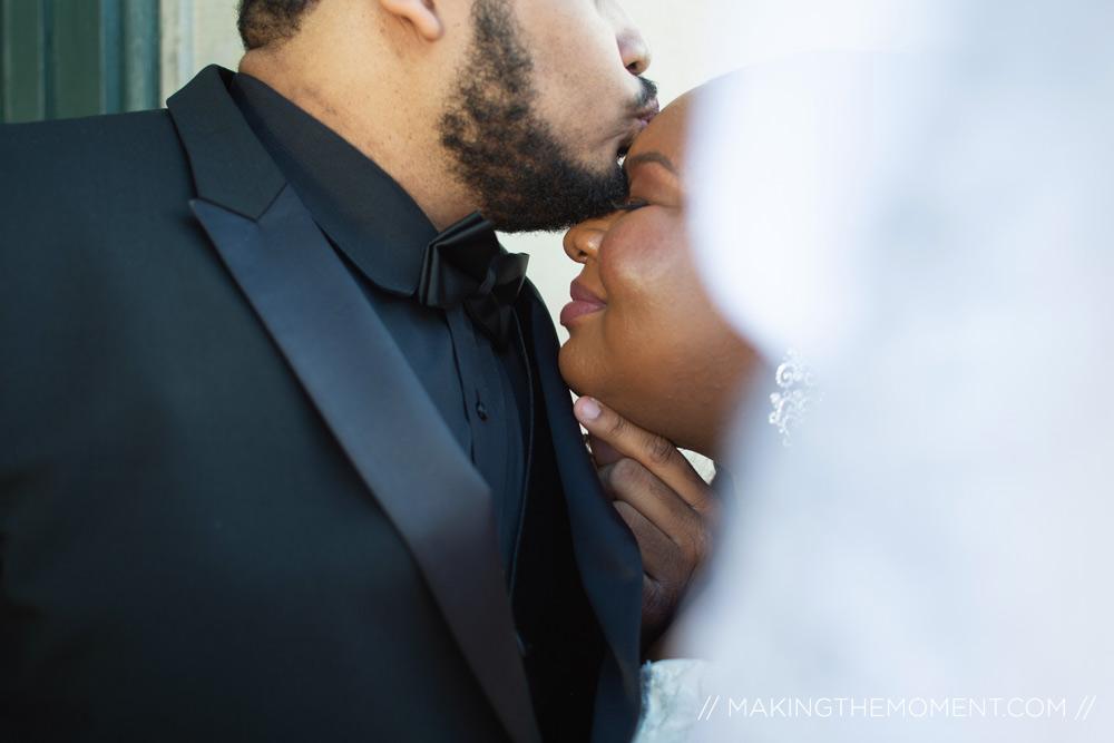 Intimate Wedding Photographers Cleveland