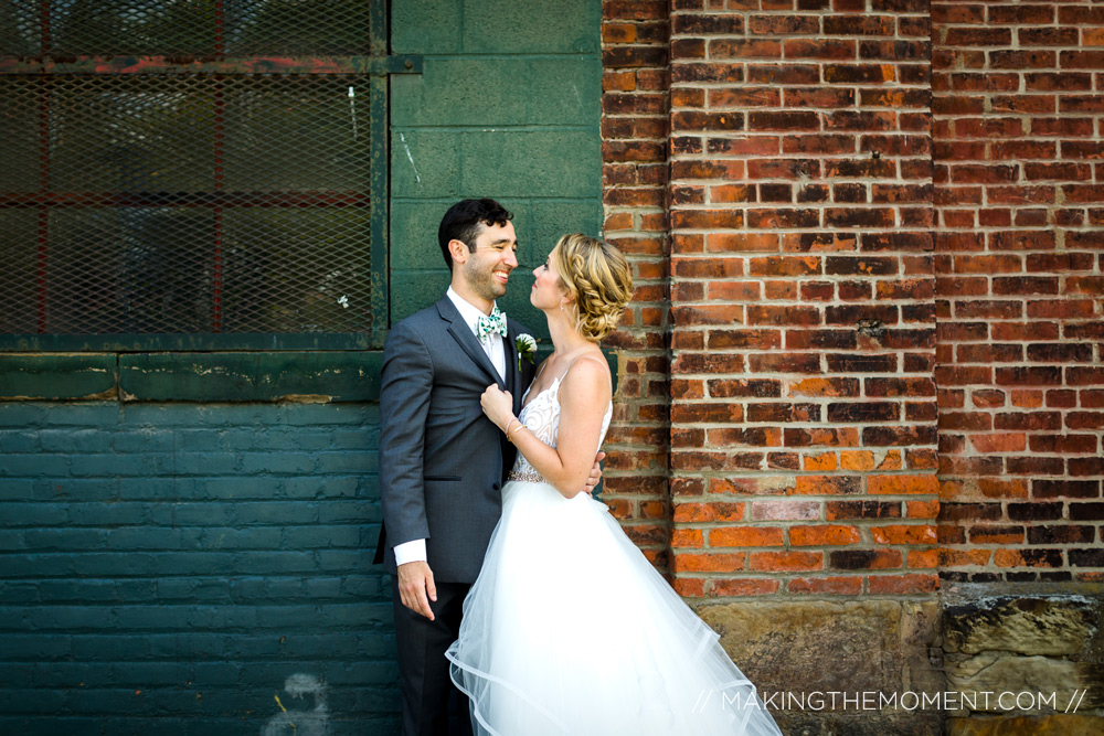 Intimate Wedding Photographers Cleveland