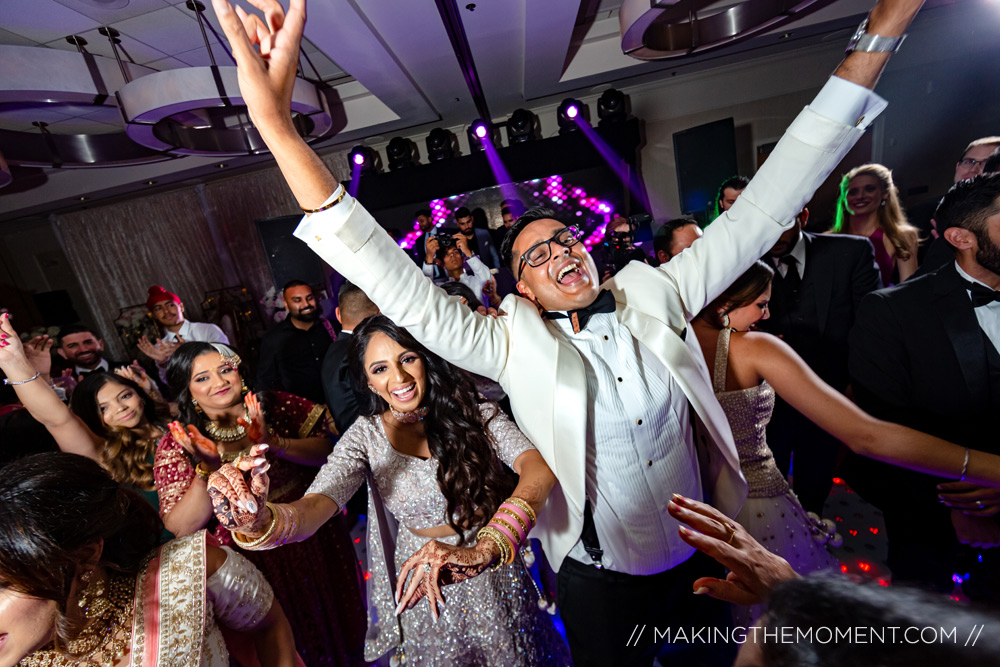Novi Sheraton indian wedding