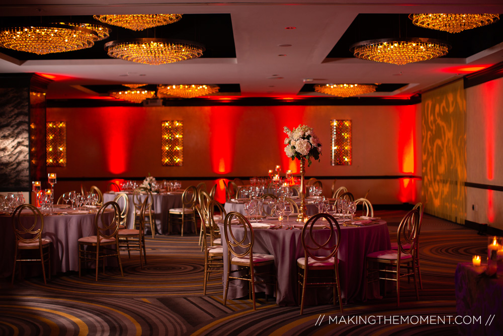 wedding reception metropolitan at the 9
