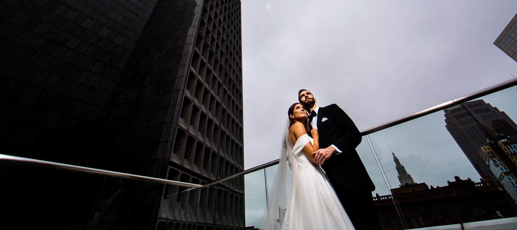 Rooftop Wedding // Metropolitan @ the 9