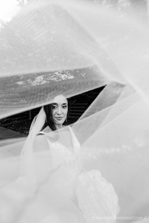 Unique Bridal Wedding Photographer Cleveland