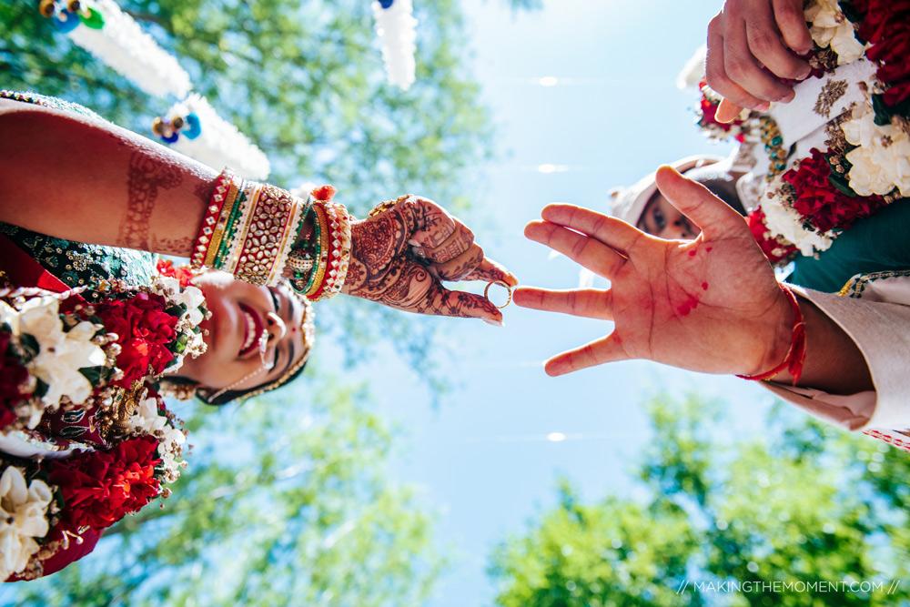 Creative Hindu Indian Wedding Ceremony Cleveland