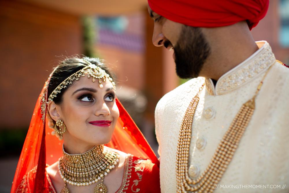 Photojournalistic Indian Wedding Photographer Cleveland