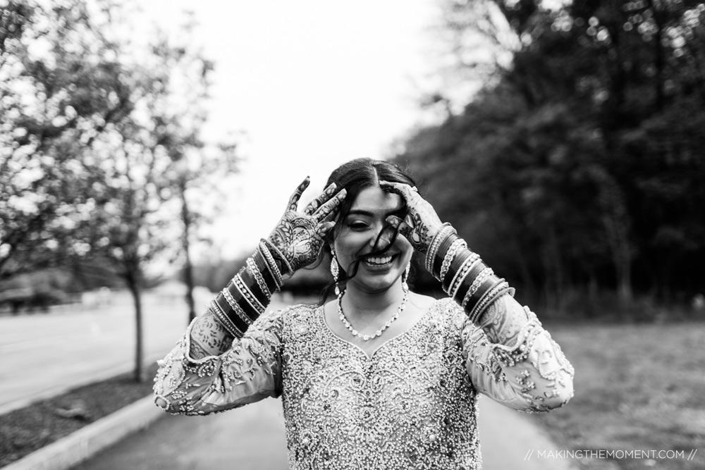 Indian Bride Wedding Cleveland Photographer