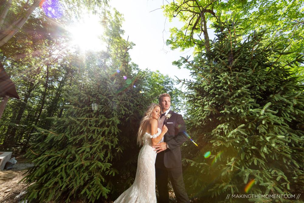 Best Nature Wedding Photographers Cleveland