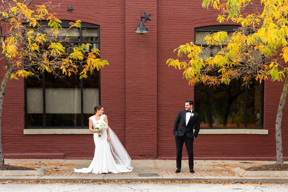 Industrial Wedding Cleveland Photographer