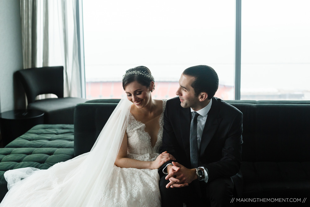 Best Wedding Photographer Downtown Cleveland