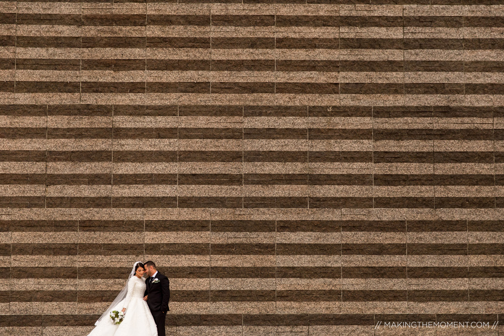 Artistic Wedding Pictures Cleveland