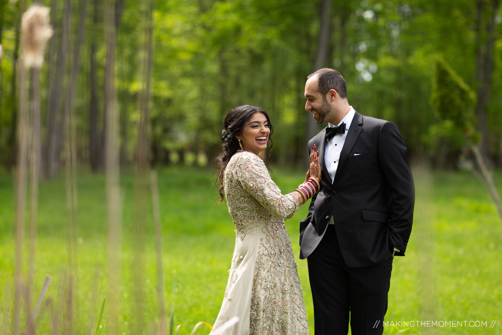 Creative Experienced Indian Wedding Photographer Cleveland