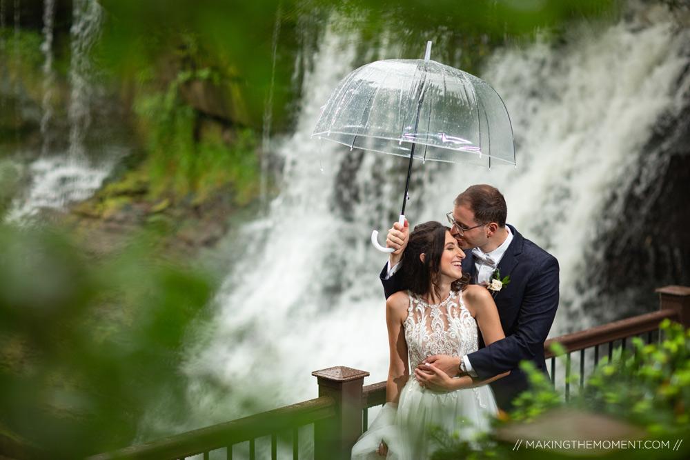 Artistic Bridge Wedding Photographers Cleveland