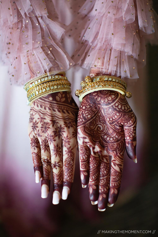 Mendhi Henna Wedding Details Cleveland Photographer