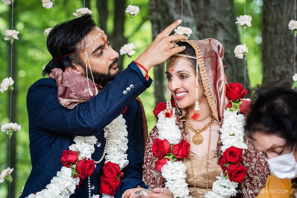 Experienced Indian Wedding Ceremony Photographer Cleveland