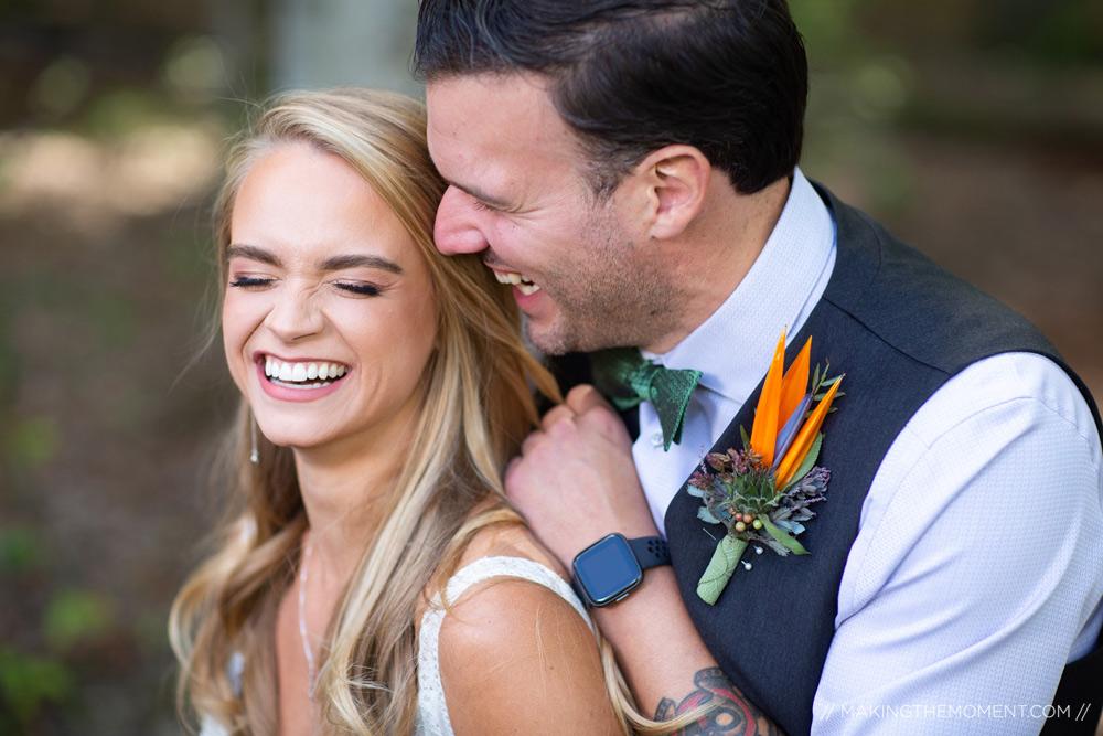 Nature Wedding Ideas Photographers Cleveland