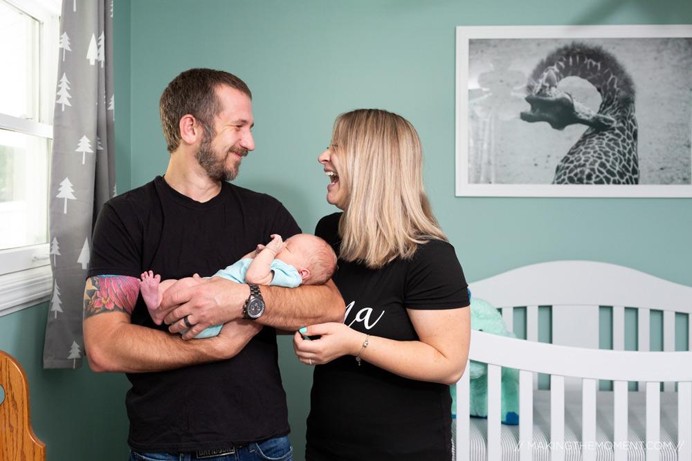 Newborn Session Ideas Cleveland Photographers