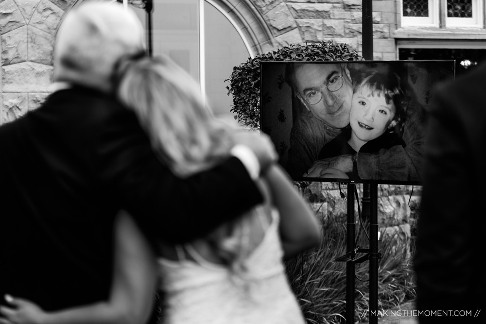 Father of the Bride Wedding Ideas Cleveland Photographer
