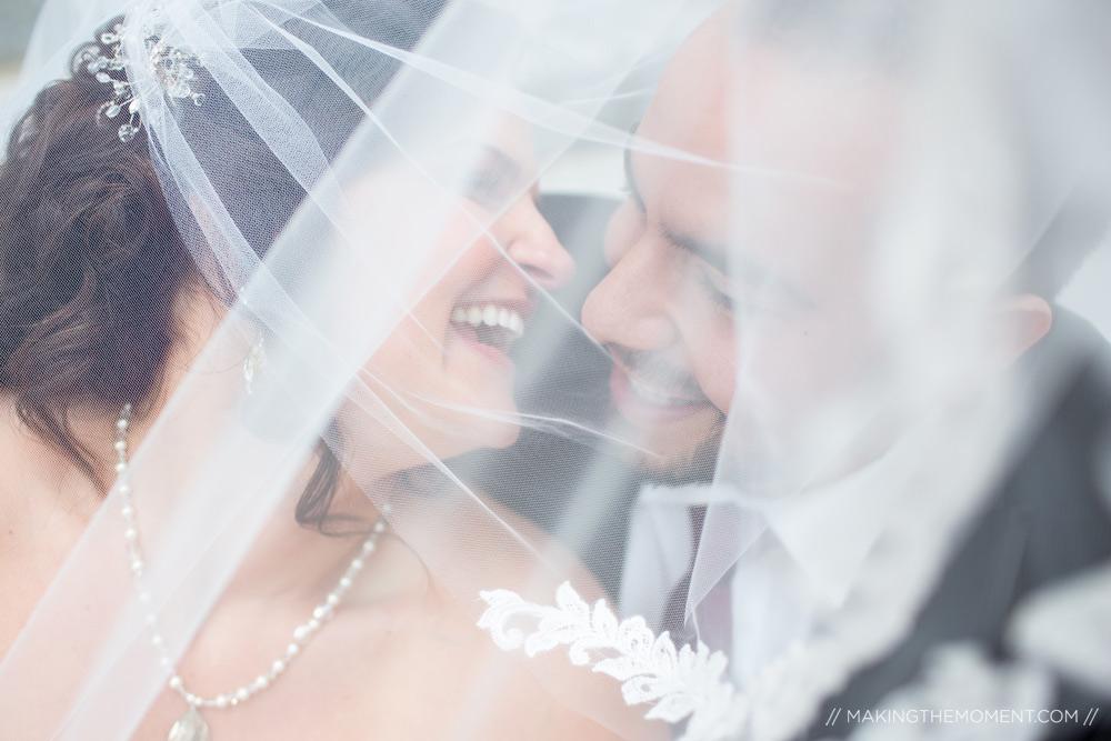 Fun Bridal Veil Inspiration Cleveland Wedding Photography