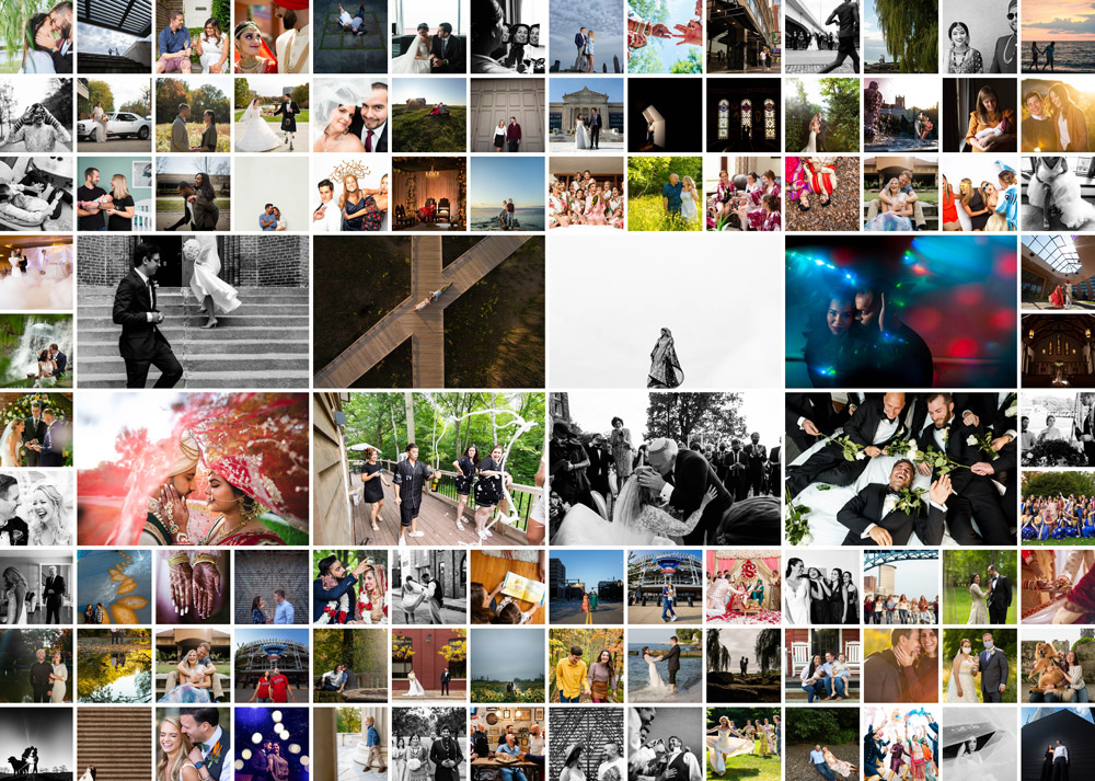 Best Wedding Photographers in Cleveland Ohio