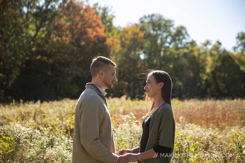 Proposal Photographer Near Cleveland Ohio