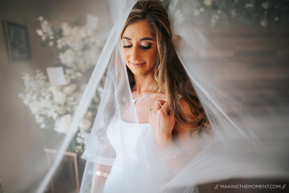 Unique Bridal Photographers Cleveland