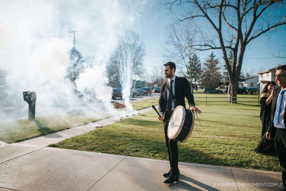 Fun Cleveland Wedding Photographers