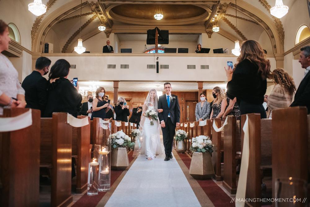 Cleveland Wedding Ceremony Photography