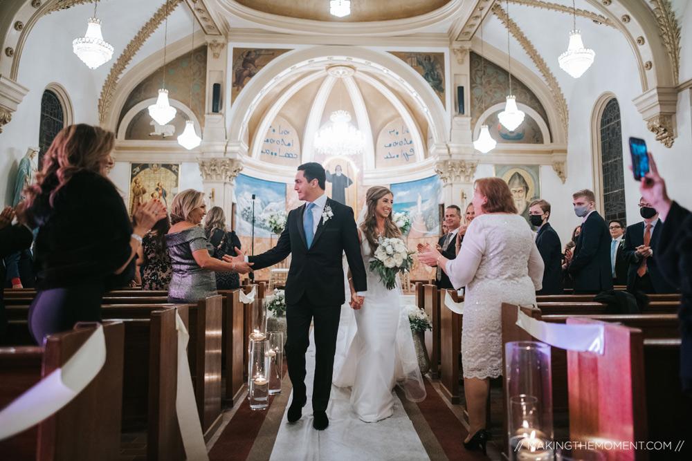 Cleveland Wedding Ceremony Photographers