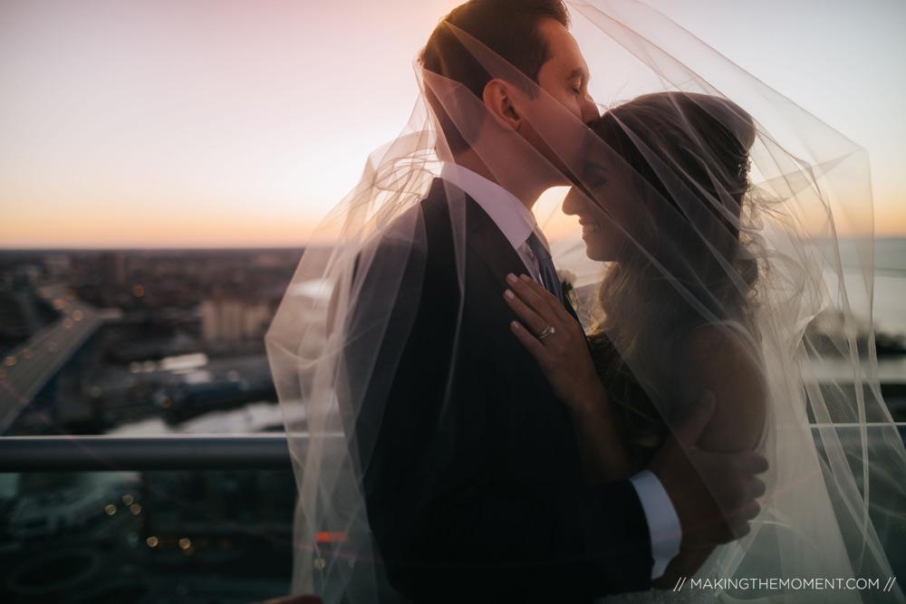 Romantic Wedding Photographers Cleveland